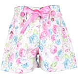 Cutecumber Girls Polyester Floral Pink S...