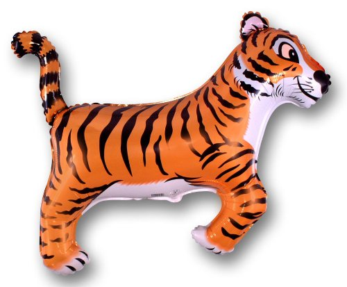 Tigre - bandes noires 26 \