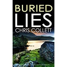 BURIED LIES a gripping detective mystery full of twists and turns