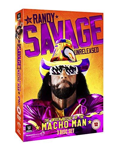 Bild von WWE: Randy Savage Unreleased - The Unseen Matches Of The Macho... [DVD]