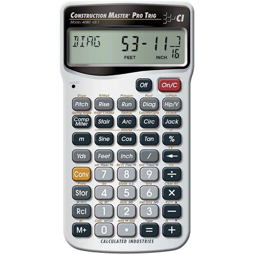 Preisvergleich Produktbild Calculated Industries Rechner, technisch-wissenschaftlich