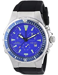 Nautec No Limit Herren-Armbanduhr Betta BT QZ-ALA/RBSTBLBL