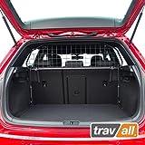 Travall® Guard Hundegitter TDG1409 – Maßgeschneidertes Trenngitter in Original Qualität - 3