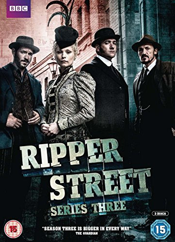 Ripper Street - Series 3 (3 DVDs)