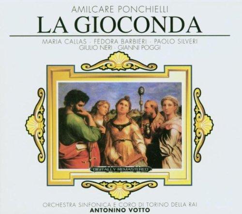La Gioconda (Oper in 4 Akten) - Gesamtaufnahme