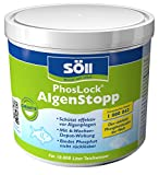 Söll 11003 PhosLock AlgenStopp - Der stärkste Phosphatbinder der Welt - 500 g