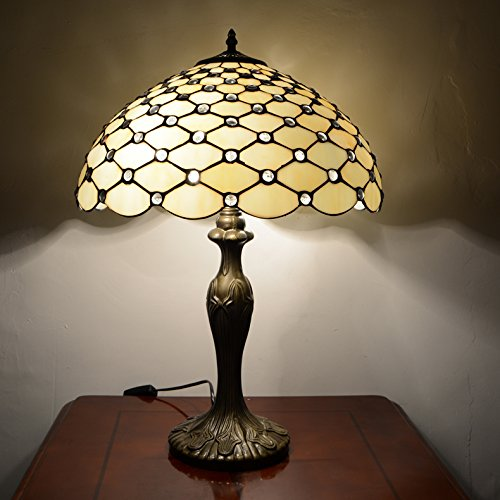 Jewel 16inch Tiffany Table Lamp