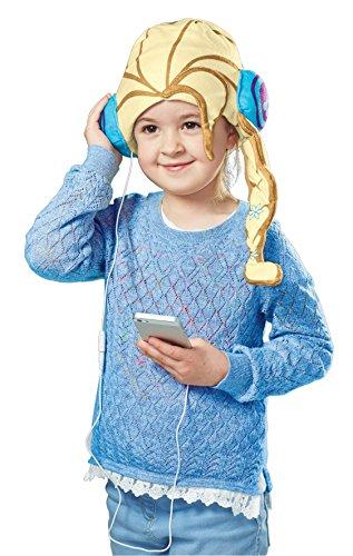 Headphone Hats - Cool Music - Hec002 - La Reine des Neiges - Bonnets avec Écouteurs Intégrés