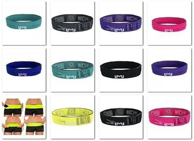 FlipBelt (TM) (Laufgürtel, Running Belt, Fitness Gürtel, Yoga, Outdoor Trekking Gürtel)