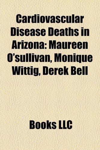 Cardiovascular Disease Deaths in Arizona