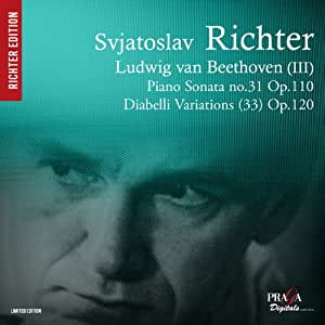 Beethoven :  Sonate pour piano n° 31 - Variations Diabelli