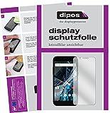 dipos I 6X Schutzfolie klar passend für Archos 55 Graphite Folie Bildschirmschutzfolie