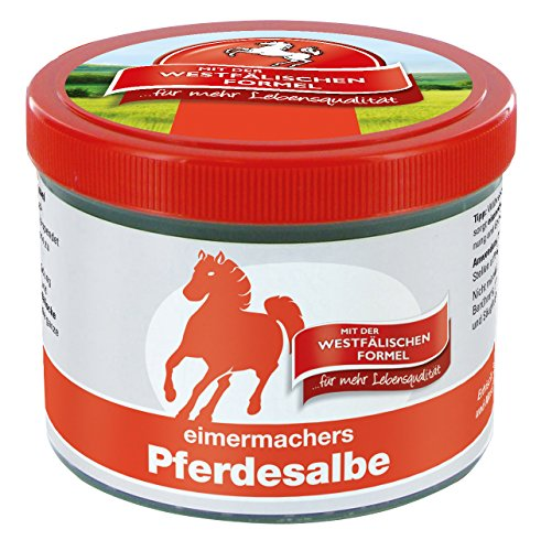 Eimermachers Pferdesalbe 500ml Dose K321543 top Qualität