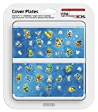 New Nintendo 3DS: Pokémon Super Mystery Dungeon No. 30 Cover Plates - Limited