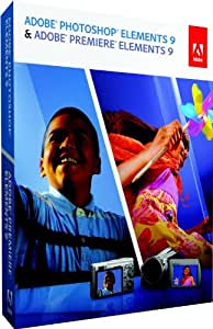 Adobe Photoshop Elements 9 & Adobe Premiere Elements 9 - Upgrade