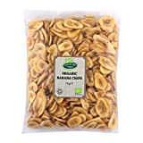 Organic Banana Chips 1kg by Hatton Hill Organic - Certified Organic