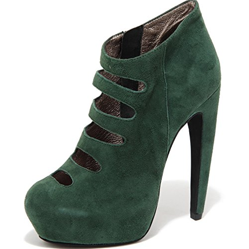 6091H tronchetti donna JEFFREY CAMPBELL le chic ankle boots women Verde