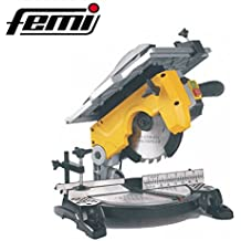 Fox F36-075 - Ingletadora con mesa superior. Ø Disco: 210mm