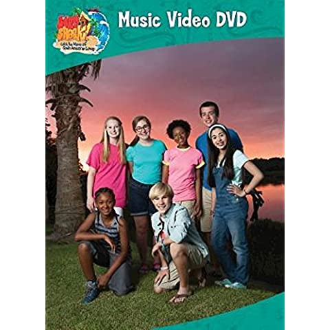 Vacation Bible School Vbs 2016 Surf Shack Music Video Dvd: Catch the Wave of God's Amazing Love
