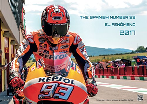 the-spanish-number-93-el-fenomeno-kalender-2017-din-a3-marc-marquez