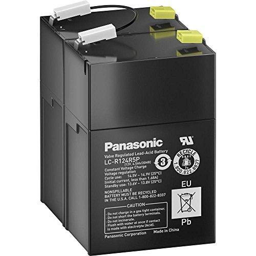 Batterie Plomb (AGM) 12 V 4.5 Ah Panasonic 12 V 4,5 Ah