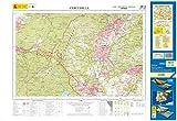 508-3 Cercedilla Mapa Topográfico Nacional 1:25.000