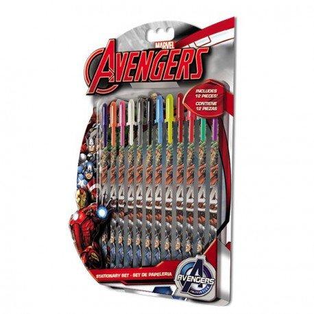 Marvel Avengers Gel-Stifte Filzstifte