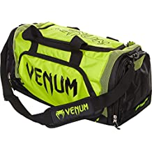 Venum–Bolsa de deporte grande, Noir/Neo Jaune