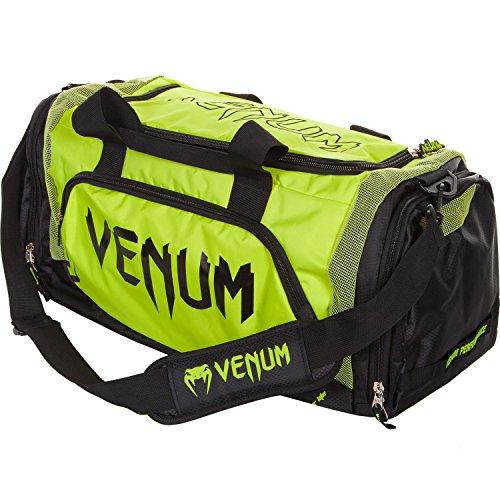Venum Trainer Lite Borsone, 68 cm, 63 litri, Giallo Neon