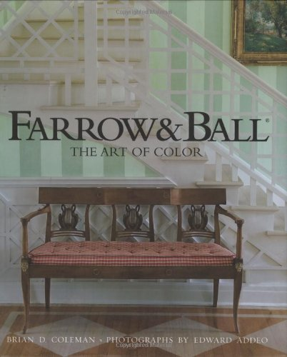 Farrow and Ball: Art of Colour