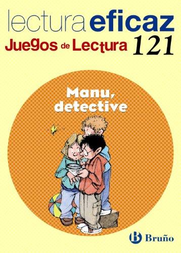 Manu, detective Juego de Lectura (Castellano - Material Complementario - Juegos De Lectura) - 9788421658598