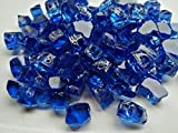 Weiva Feuerglas,Cobald Blau (5)