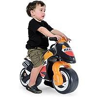 INJUSA - Moto correpasillos Neox Repsol para niños de 18 meses con decoración permanente IML y asa de transporte Neox (1901/000)