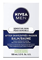 Nivea Men Sensitive Post Shave Soothing Balm (100ml)