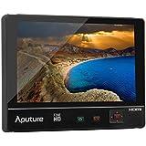 LussoLiv Aputure V-Screen VS-2 FineHD 7 Inch IPS Screen LCD Video Field Monitor, Support HDMI / YPbPr / AV Input
