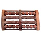 Holz 8 Rod Fußrolle Massagegerät Holz Massage REFLEXOLOGIE ENTSPANNUNG RELIEF SPA PFLEGE, Ostern Tag / Muttertag / Karfreitag Geschenk