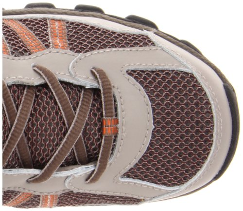 Columbia Youth Switchback 2 Mid Omni-Tech BY3178, Unisex - Kinder, Sportschuhe - Outdoor Beige/Bungee Cord, Bombay Orange