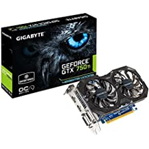 GIGABYTE GeForce GTX 750 TI WF2OC 4096MB GDDR5 128