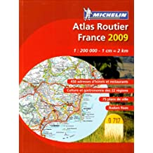 Atlas Routier France 2009