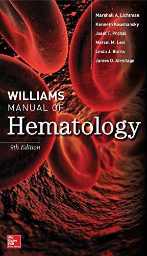 williams-manual-of-hematology-ninth-edition