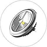 Incrociatore Lighting LED AR11115W, 2500K, 40º G53