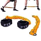 Lateral Resistor Expander Fußband Fitness Kraft Beinmuskeltraining Reha