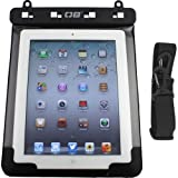 WATERPROOF IPAD CASE WITH SHOULDER STRAP OVERBOARD