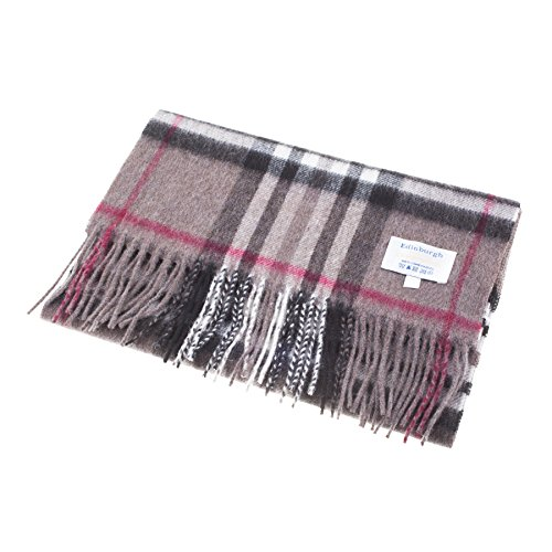 edinburgh-100-lambswool-scottish-tartan-multicolour-scarf-grey-highlight-check-one-size