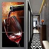 WZYWLH 3 stück Wein gießen Wein Alkohol getränke