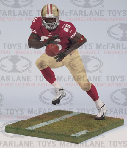 McFARLANE SPORTS PICKS SERIES 32 VERNON DAVIS SAN FRANCISCO 49ERS ACTION FIGURE Vernon Serien