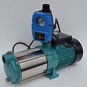 Pompe rotative universelle avec pompe jetpumpe schaltautomaitk surpresseur 1300 w 6000 l/h - 5,1 bar