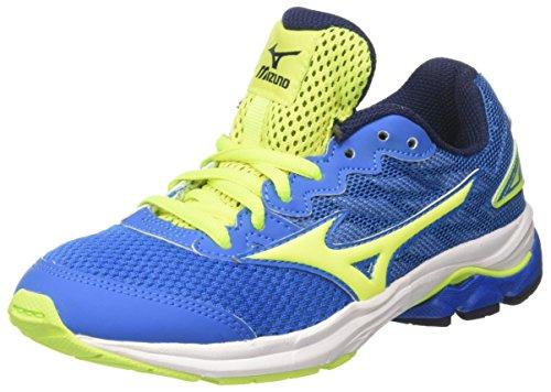 Mizuno Wave Rider JNR, Chaussures de Running Garçon