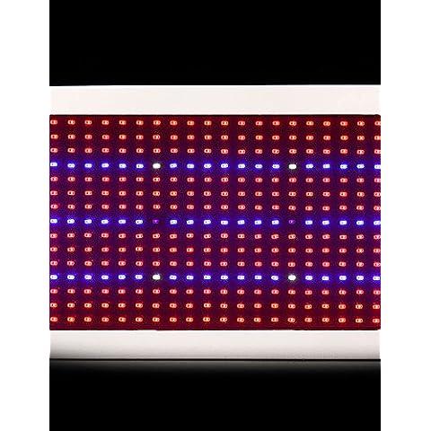 ZSQ 1pz 300W Led luce crescono Lampada per piante di coltura idroponica verdure acquario di sistema di illuminazione a led Drop Shipping #461 - Acquario Sistema Di Illuminazione