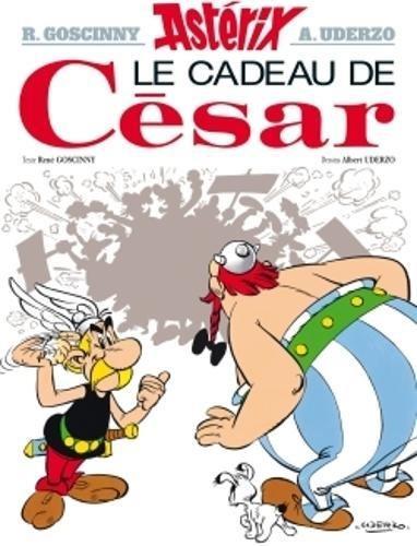 Astérix - Le cadeau de César - n°21 par René Goscinny